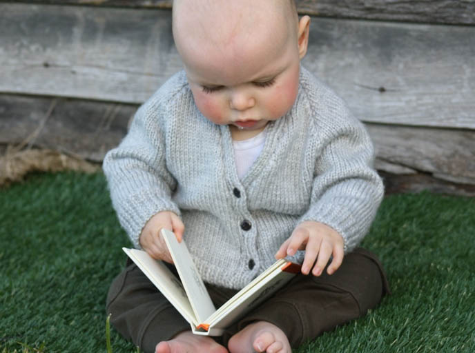 Baby-Boy-Reading-Prayer-Book